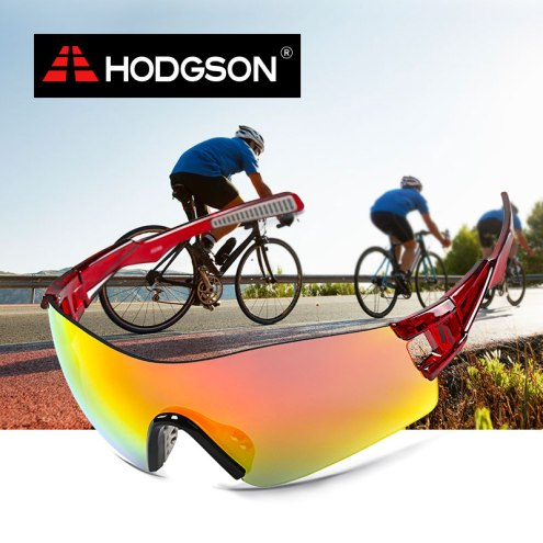 0e1c38f23b HODGSON 1009 2015 New UV400 Outdoor Men s Rimless Cycling Eyewear Fashion  Male Cycle Bicycle Sun Glasses Women Sport Goggles